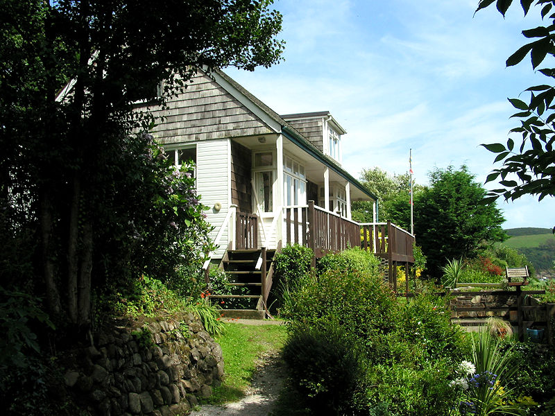 Curlew Cottage Self Catering Gillan Cornwall