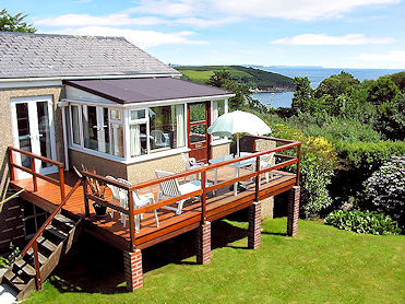 The Dell - Self Catering Cornwall from Lindford House