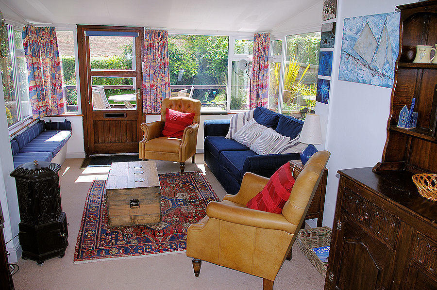 The Dell Cottage self catering cottage Cornwall