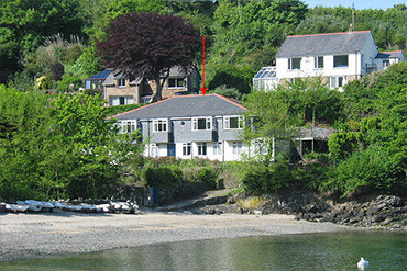 self catering cornwall gillan