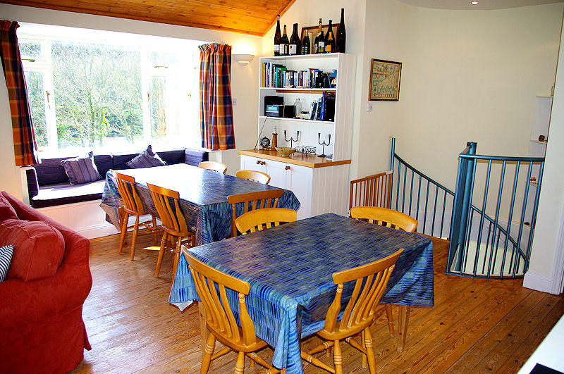 Self Catering cornwall From Lindford House