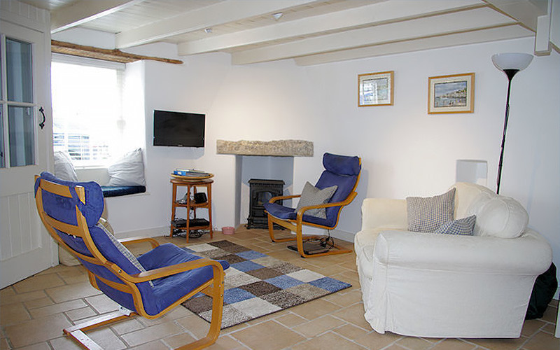 self catering cottage Cornwall - Harbour Cotage