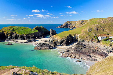 Holiday property in Cornwall from Lindford house