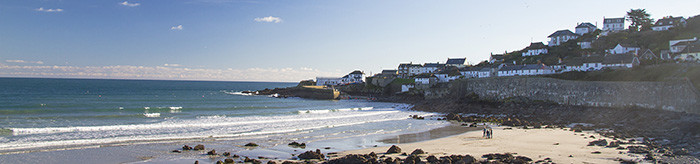 Cornwall Cottages in Coverack Cornwall