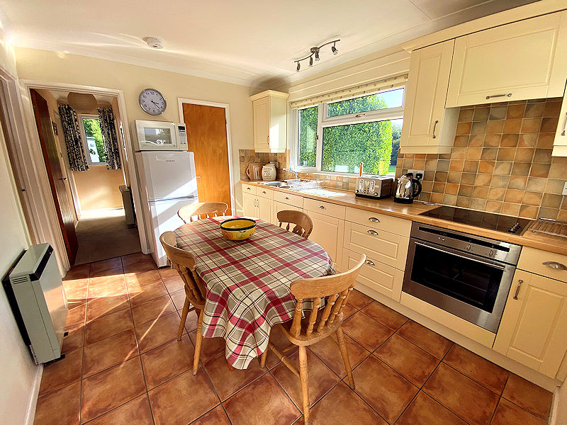 Self catering cottage in Cornwall
