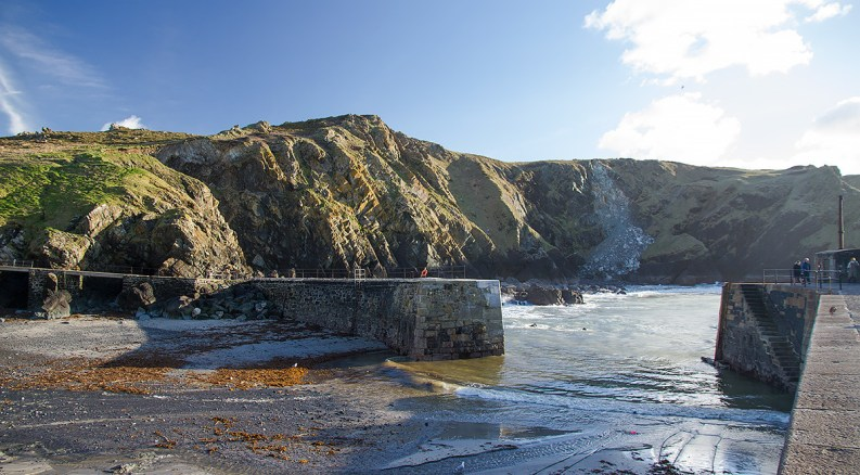 Mullion Cove Cornwall