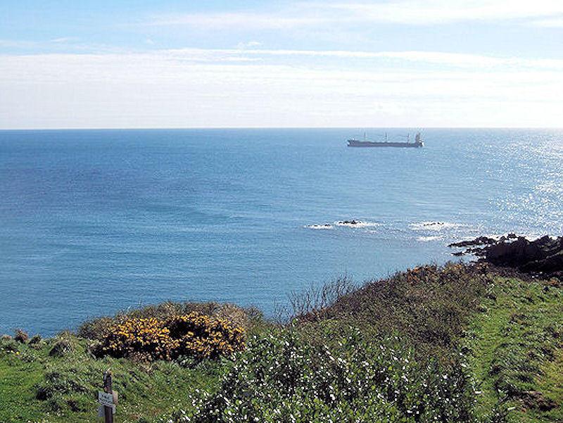 Coastal Path Coverack Cornwall