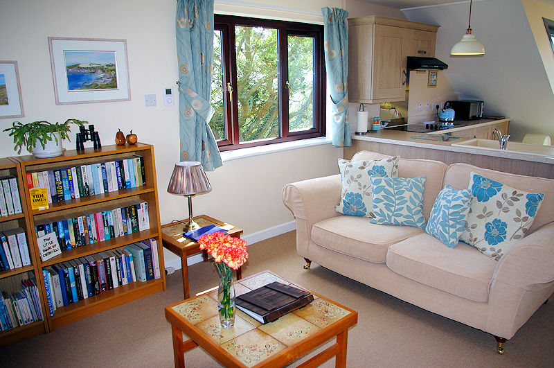 sea view self catering cornwall