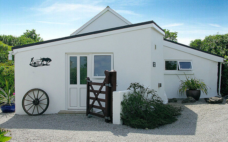 The Old Forge Coverack - self catering cottages cornwall