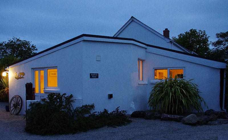 The Old Forge Cottage Coverack Cornwall