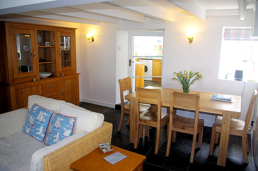 Self catering property in Cornwall