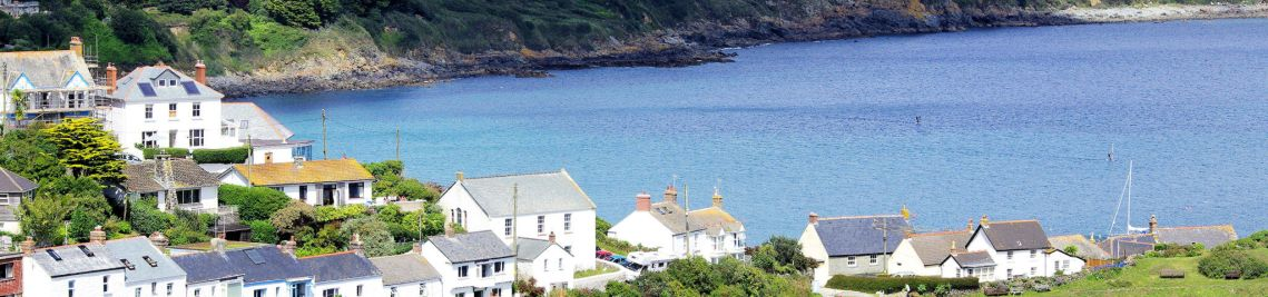 Self Catering sea view cottages in Coverack