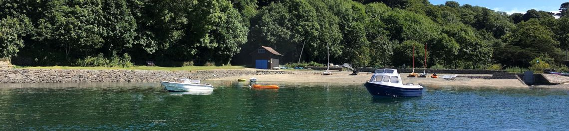 Gillan Creek Cornwall Lindford House Holiday Cottages