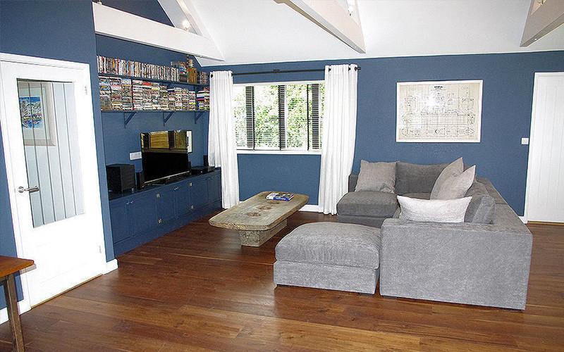 Slopes Cottage Gillan Creek - Lounge - Self Catering