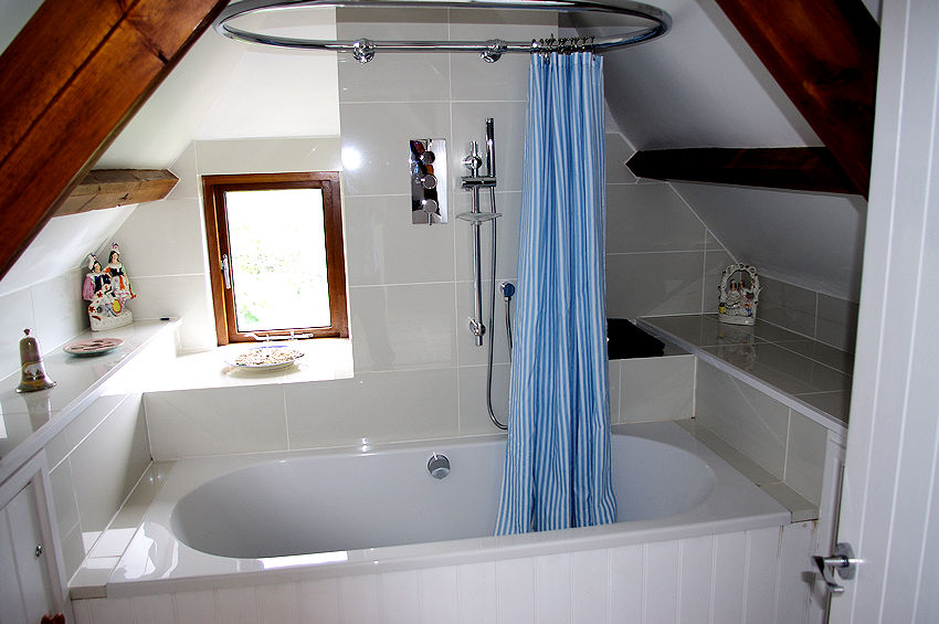 Self Catering Cornwall - bathrooms 3