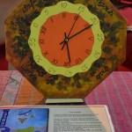 La swiss brain clock comme illustration poétique
