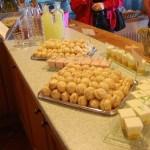 La table des desserts