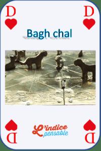 Accéder au bagh chal