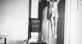 Francesca Woodman - From Angel Series - Roma - 1977-78