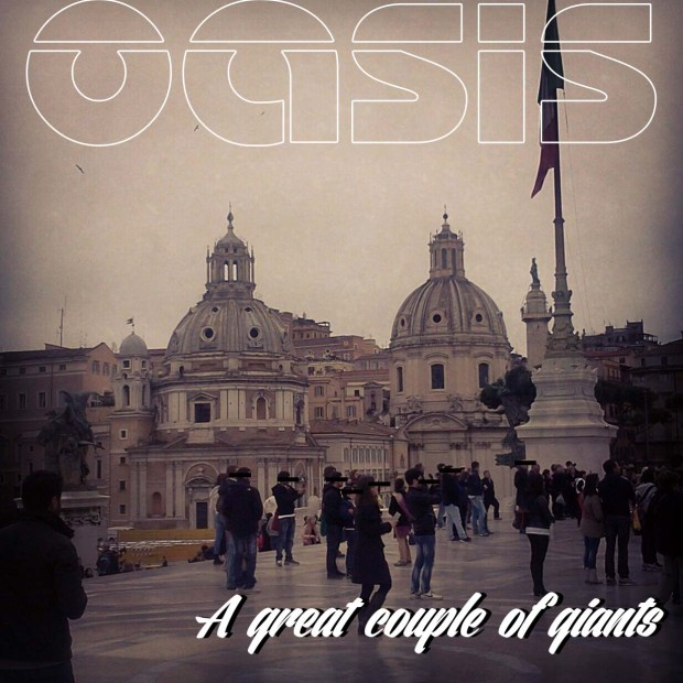 Oasis Fake Cover