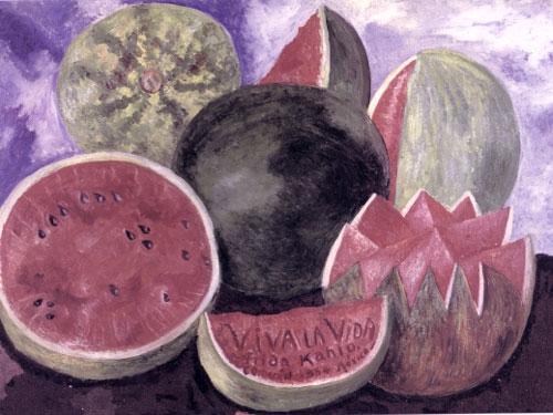 Meloni. Viva la vita, 1954. L'ultimo quadro di Frida