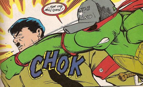 Nazi Ninja Turtles Millions