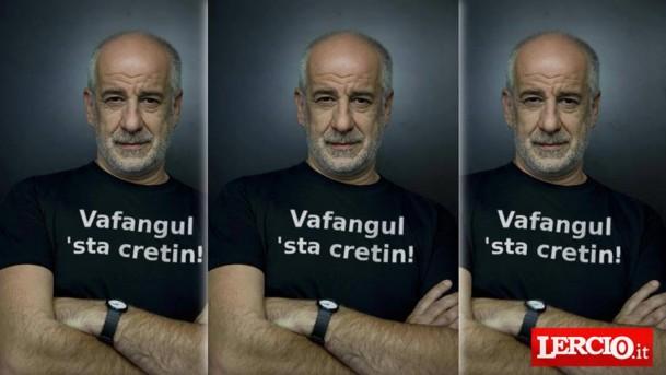 Sorrentino Lercio Maglietta