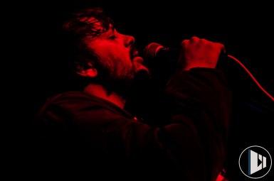 concerto live di Calcutta al Lanificio 25 di Napoli - foto di Michela Sellitto