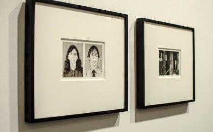 Ritratto di Patti Smith e suo marito, Fred Smith @ Enrica Falco