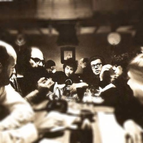 A tavola con Bob Dylan, Allen Ginsberg, Lawrence Ferlinghetti, Fernanda Pivano