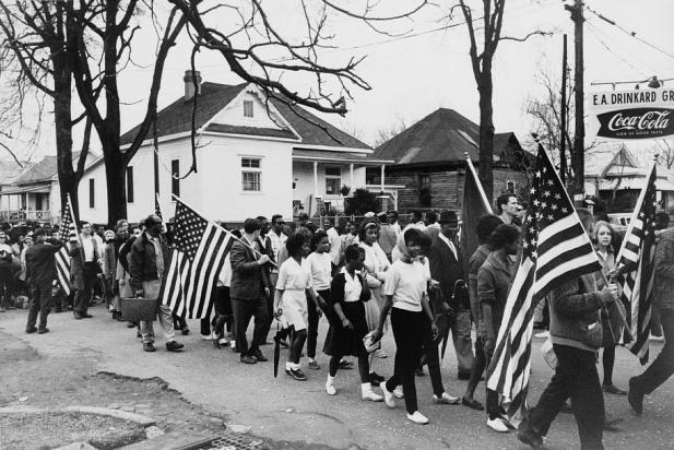 Marcia da Selma a Montgomery