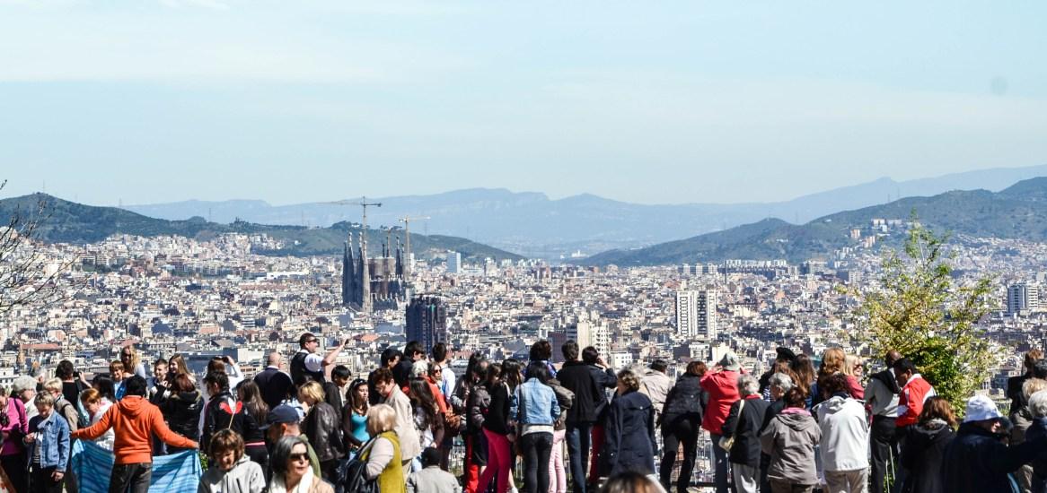 Barcellona, Foto di Enrica Falco