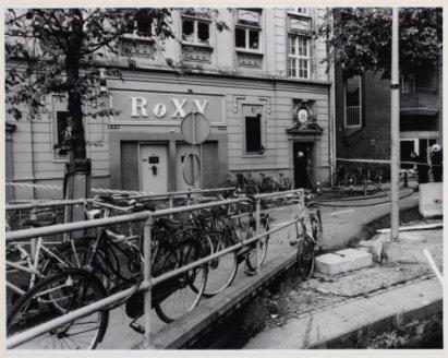 Roxy ad Amsterdam