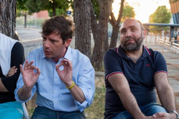 Foto di Michele Stallo dell'Antiorario Tour a Bari