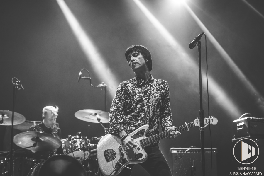 Johnny Marr TOdays Festival 2019