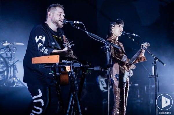 Data (19-11-2019)- Of monsters and men , Fabrique, Milano-32