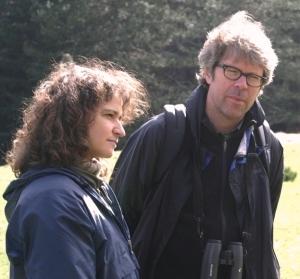 Con Jonathan Franzen