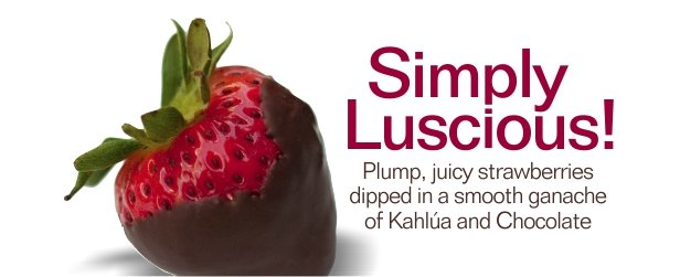 kahlua dipped strawberries link
