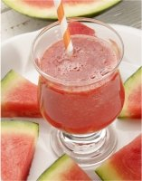 Refreshing Watermelon-smoothie