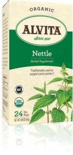 Alvita Herbal Tea Monthly April 2016-Nettle