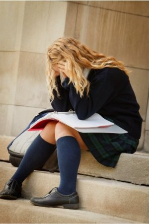Beat Back to School Blues-PC-stress