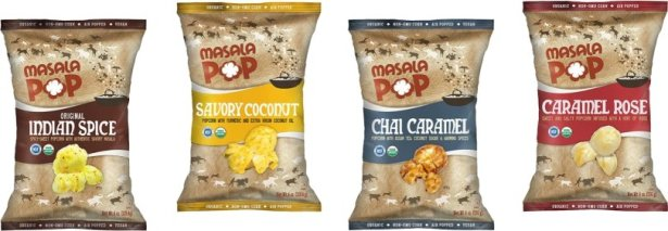 MASALA POP -POPCORN-Monthly SEPT 2017-products