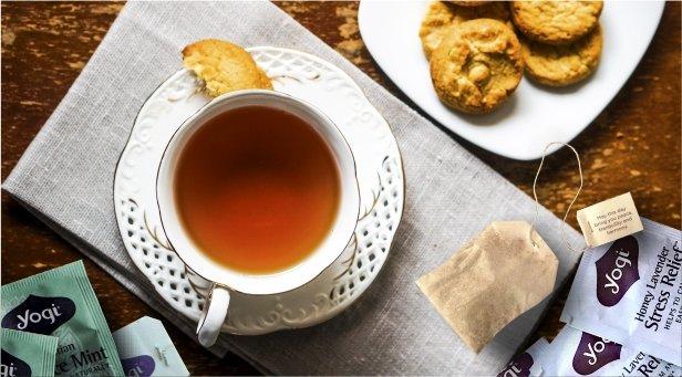 YOGI HERBAL TEA-Monthly JAN 2018