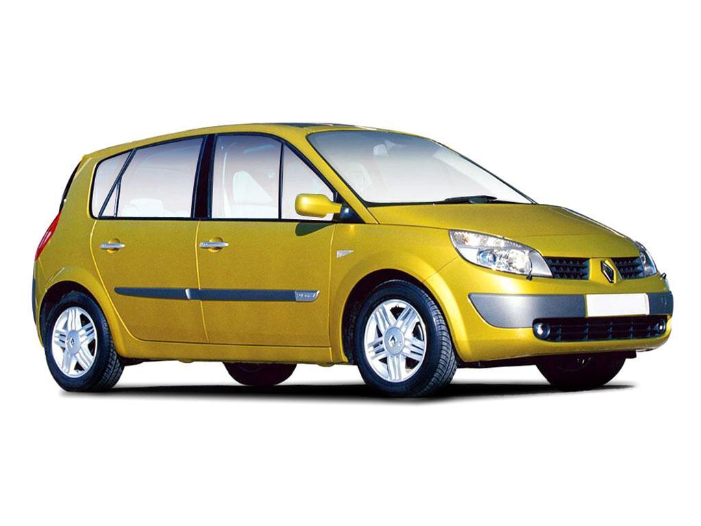 Koppla förbi startspärren på Renault Scenic
