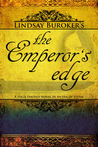 The Emporer's Edge cover