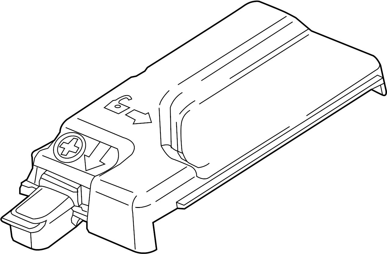 Chrysler Voyager Fuse Box Cover
