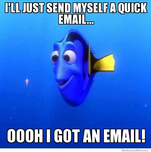 Dory Email