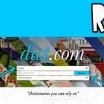 Dict.com Review