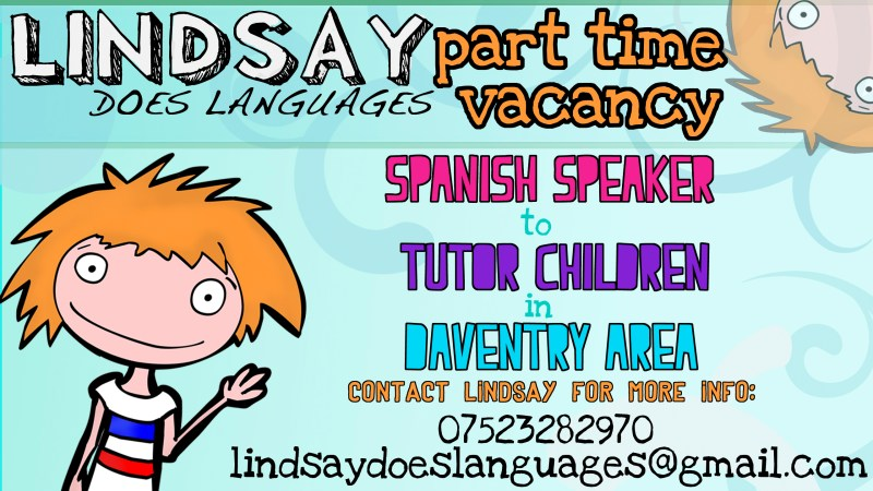 Work With Me - Lindsay Does Languages