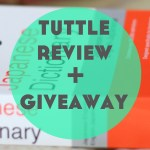 Tuttle Concise Japanese Dictionary Review + GIVEAWAY!